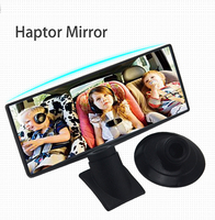 Convex Clear View Mirror 360 Degree Rotation Sucker Lock Car Interior Accessories Auxiliary Mirror Baby Kid
