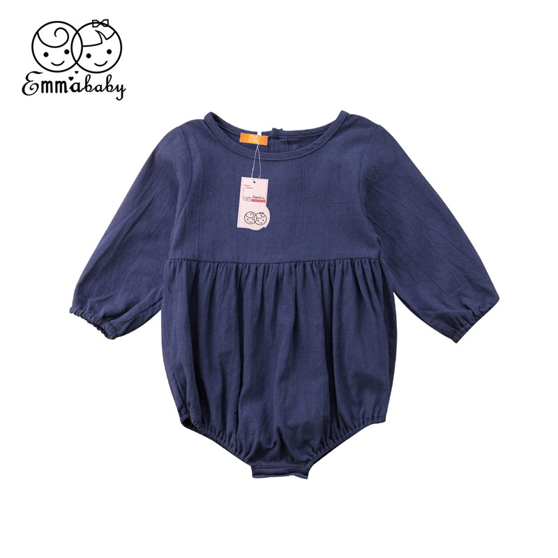 Mother & Kids Cute Child Girls Clothing Set Fashion Kids Girl Floral Long Sleeve Tops Bodysuit+suspender Dress Overalls 2pcs 2018 Outfits 1-6t Matching In Colour