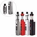 2017 de la Alta calidad 75 W Topbox mini kit de cigarrillo electrónico de control de temperatura con toptank mini Mejorado Subox mini Starter kit