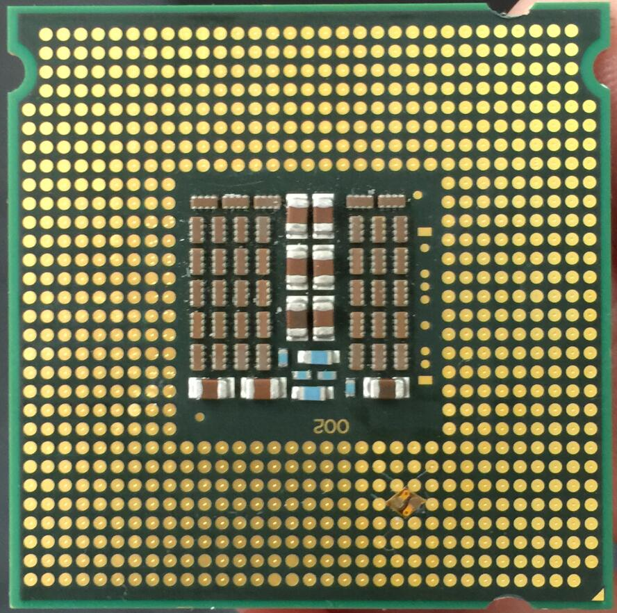Intel Xeon Processor L5420 SLARP  CO processor CPU/ CO core works on LGA775 mainboard no need adapter