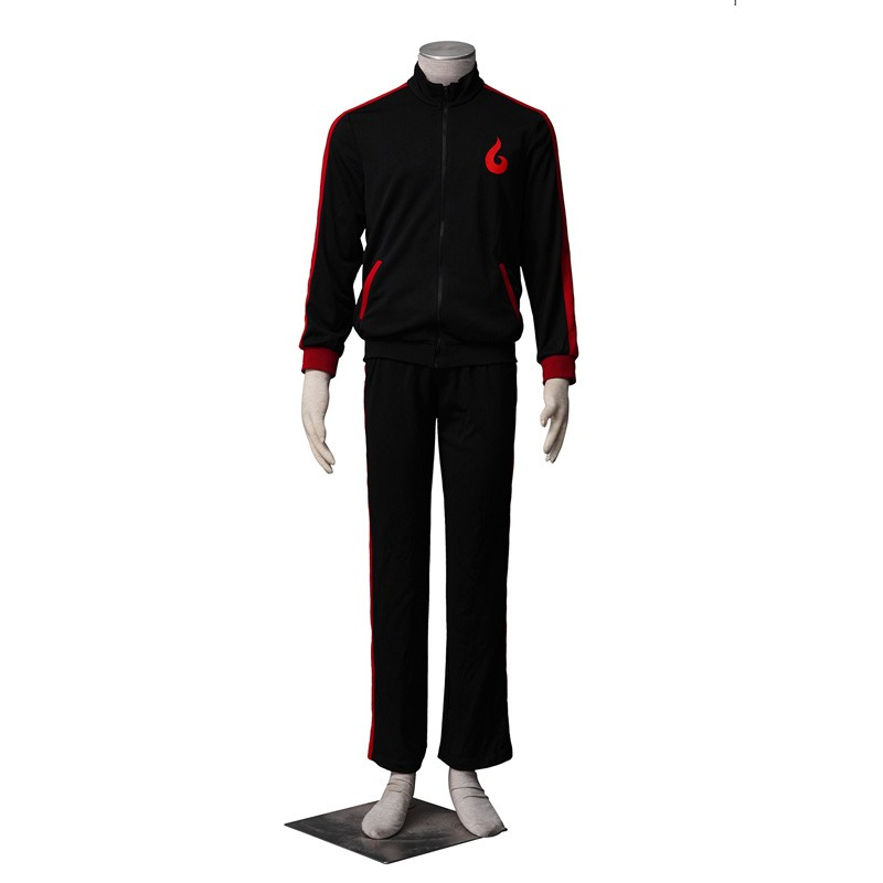 NARUTO Cosplay Uzumaki Boruto Cosplay Costume Childhood Unisex Casual Uniform Sportswear Halloween Costumes/Suits