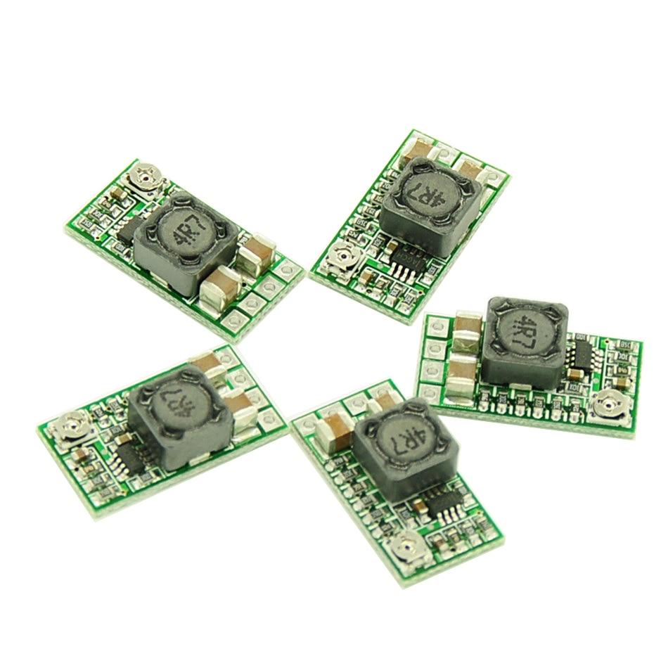 Integrated Circuits Industrious 5v 3a Dc Dc Step Down Buck Converter Adapter Adjustable Dc-dc Step-down Power Supply Module 4.5-24v To 1.8v 2.5v 3.3v 5v 9v 12v Electronic Components & Supplies