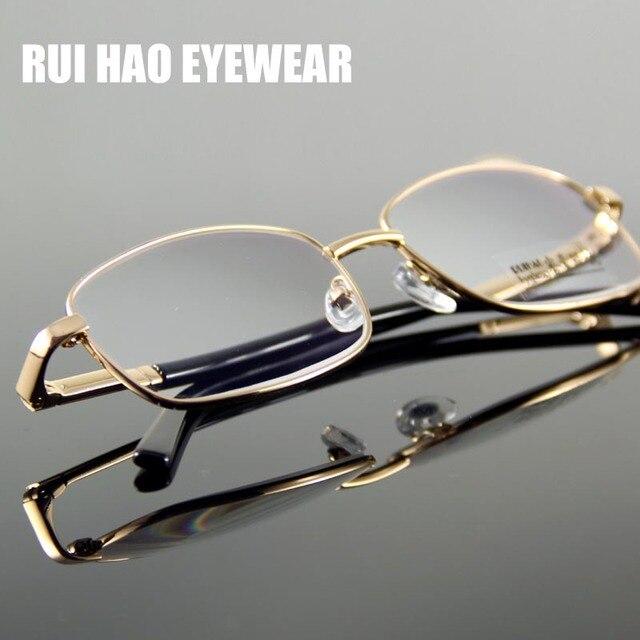 Clear Reading Glasses Men Women Presbyopic Glasses 0.50 ~ 5.00 Anti UV CR-39 Lens HMC Coating Reading Eyeglasses Rui Hao Eyewear