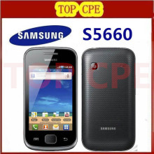 S5660 Original Samsung Galaxy Gio S5660 Mobile Phone 3G WIFI GPS Android OS 3.2″ Touch Screen Free Shipping