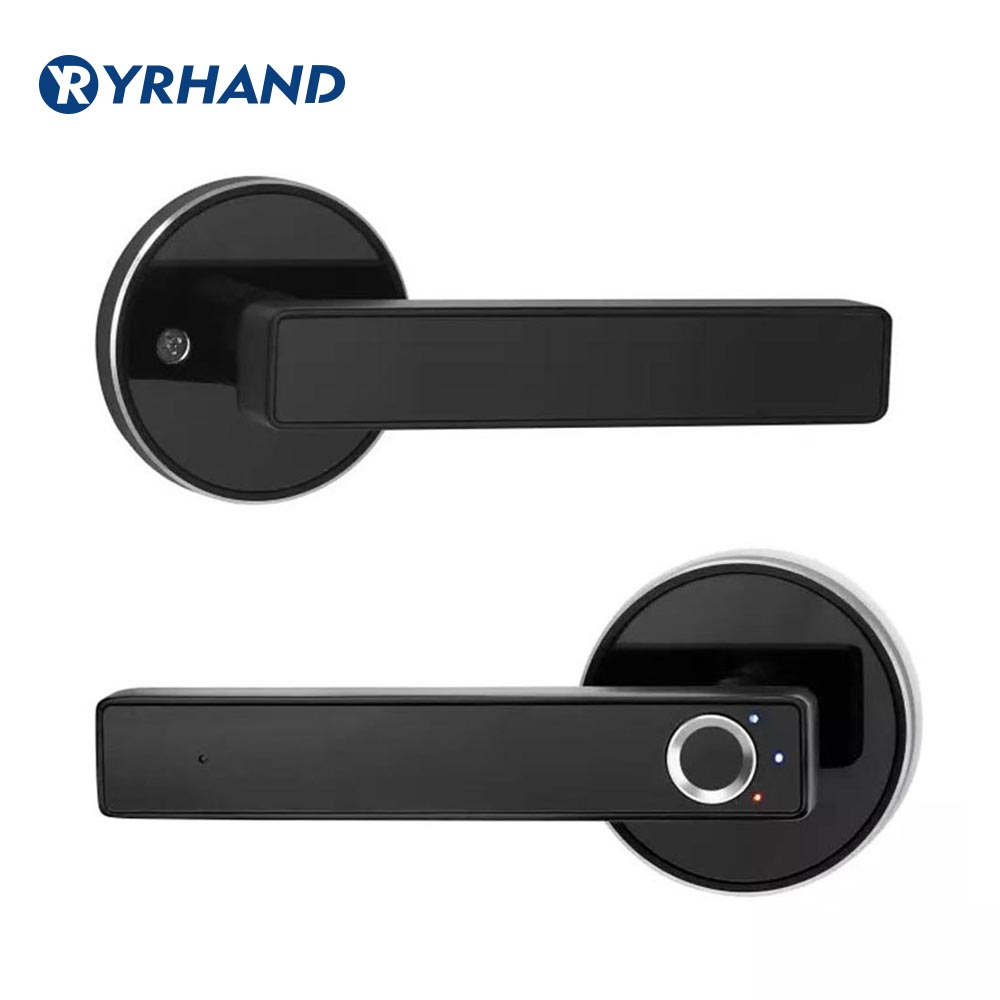 Biometric Lock Semiconductor Fingerprint Lock Smart Door Lock, Automatic Security Door Electronic Lock