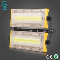 Gitex Waterproof LED Flood Light 50W 100W 150W Outdoor Floodlight 220V 230V 240V Spotlight For Square Garden Garage Lighting