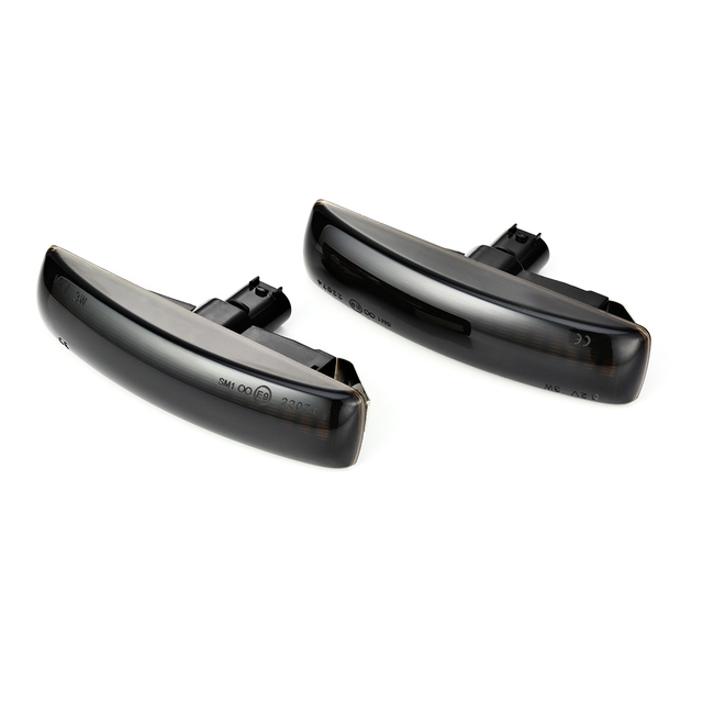 Turn Signal Light Led Dynamic Side For Land Rover Discovery 2pcs