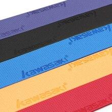 5Pcs/lot Kawasaki X28 Anti-slip Breathable Badminton Overgrip Tennis Racket Grip Sweatband Mix Color