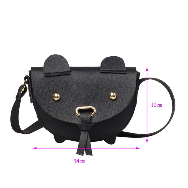 Women Handbags Girls Messenger Bag Shoulder Handbags Kids Cute Cartoon Mini Purses Crossbody Bag bolsos mujer