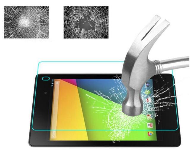 2.5D 9 H verre trempé pour Samsung Galaxy Tab 2 7.0/10.1 pouces P3100 P3110 P5100 P5110 Film protecteur décran