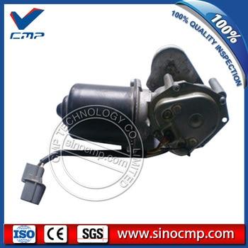 Wiper motor untuk Kobelco SK200-6 Excavator