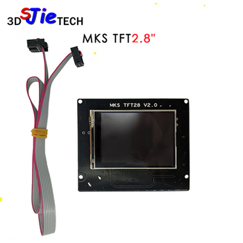 RepRap controller panel MKS TFT28 V2.0 Full color touch screen with line display for little monster 3D printer