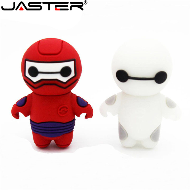 JASTER Best Animated Feature! Big Hero 6 Baymax pendrive ...