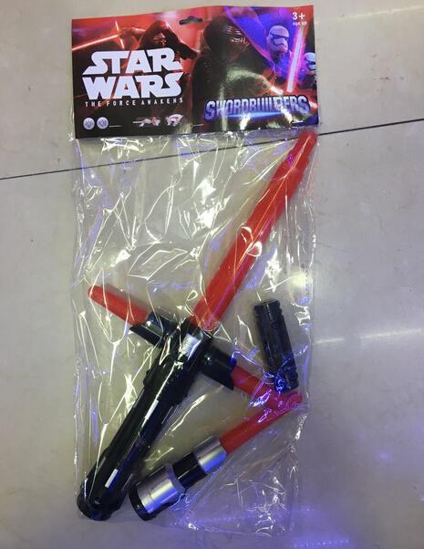 Star Wars Kylo Ren LED Sound Lightsaber