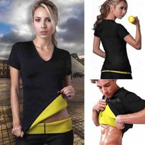 32331a7265 Detail Feedback Questions about Hot Women Plus Size 4XL Sweat Sauna Body  Shaper Women Slimming Vest Thermo Neoprene Waist Trainer Top T Shirt on ...