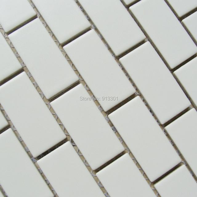 Aliexpress com Buy ceramic mosaic tile porcelain subway brick. Discount Bathroom Wall Tile