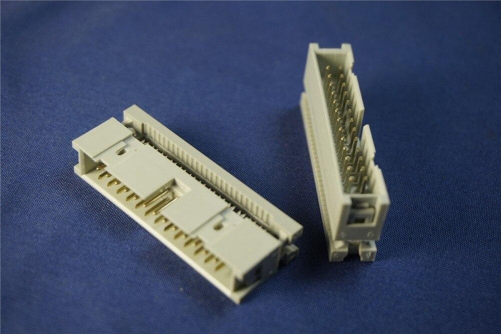2 Bundle of Clover Flower Head Fine Pins 20 piece Packs /Ø .45mm by 50mm Long