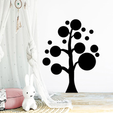 Creative tree Wall Stickers Home Decor Girls Bedroom Sticker For Home Decor Living Room Bedroom Decal Creative Stickers carved let everything be done wall stickers home decor girls bedroom sticker kids room nature decor decal creative stickers