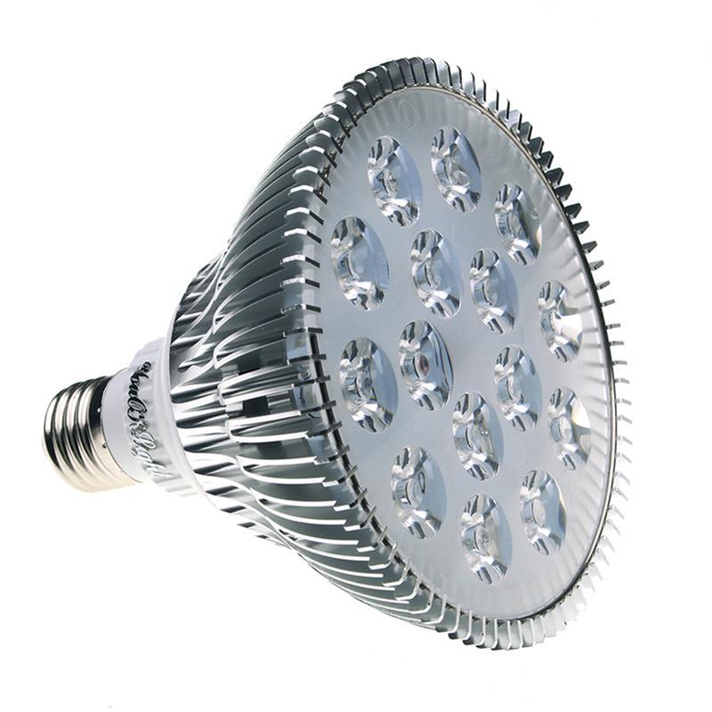 YK6002 E27 12 Вт прожектор лампа с отражателем светодиодный завода светать AC100-265V