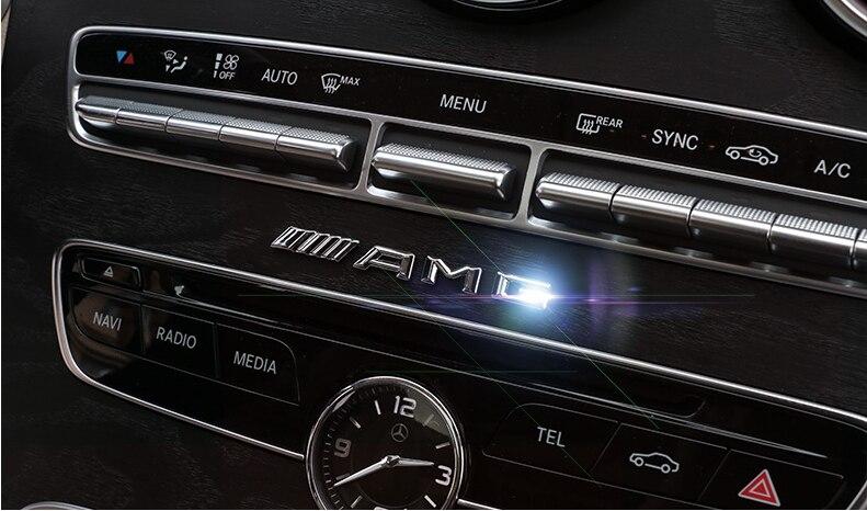 3D auto metal badge sticker for Mercedes-benz W221 W220 W163 W164 w176 w208 w207 c180 e200 W203 W210 W211 AMG W204 accessories car keychain key ring accessories for mercedes benz a b c e class w203 w211 w204 w124 w210 amg w212 w205 w202 w176 w168 w169