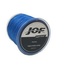 8STRANDS 150M JOF Brand Super Strong Japan Multifilament PE Braided Fishing Line Fly Lines Backing 60