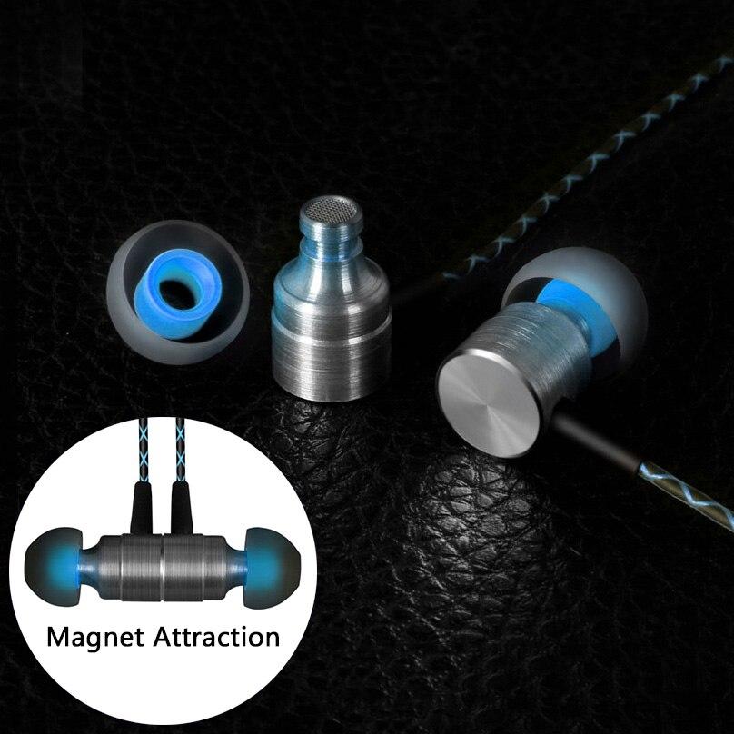 RUKZ X41M magnetske slušalice HIFI groznica u uhu slušalice - Prijenosni audio i video - Foto 2