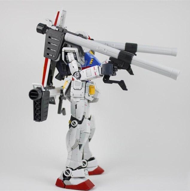 Pack darmes générales de reine, pour Bandai MG RG HG 1/100, 1/144, RX 78 2, modèle Gundam