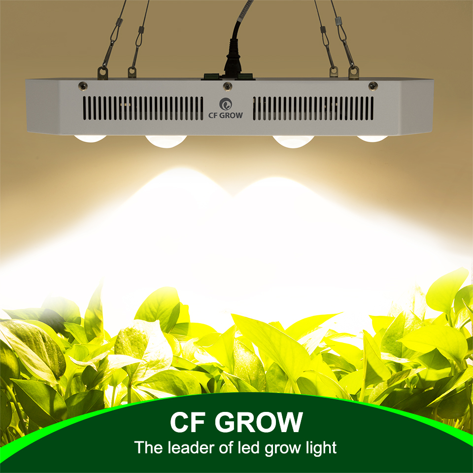 Citizen CLU048 1212 COB LED Grow Light 300W 600W 900W Full Spectrum Greenhouse Hydroponics Plant Growing