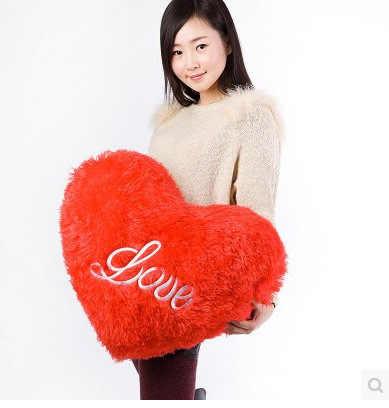 สีแดงรักหมอนตุ๊กตาของเล่นรูปหัวใจโยนหมอน,ข้อเสนอ,ของขวัญวันเกิดw5337