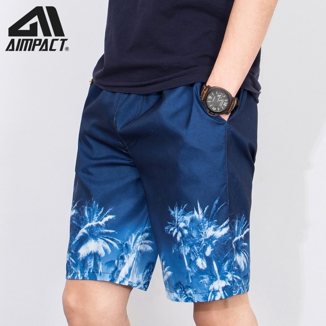 a80284a366 Fashion Print Swimwear Trunks for Men Summer Quick Dry Surf Beach Swimming  Shorts 2019 New Sport Holiday Boardshorts AM2102