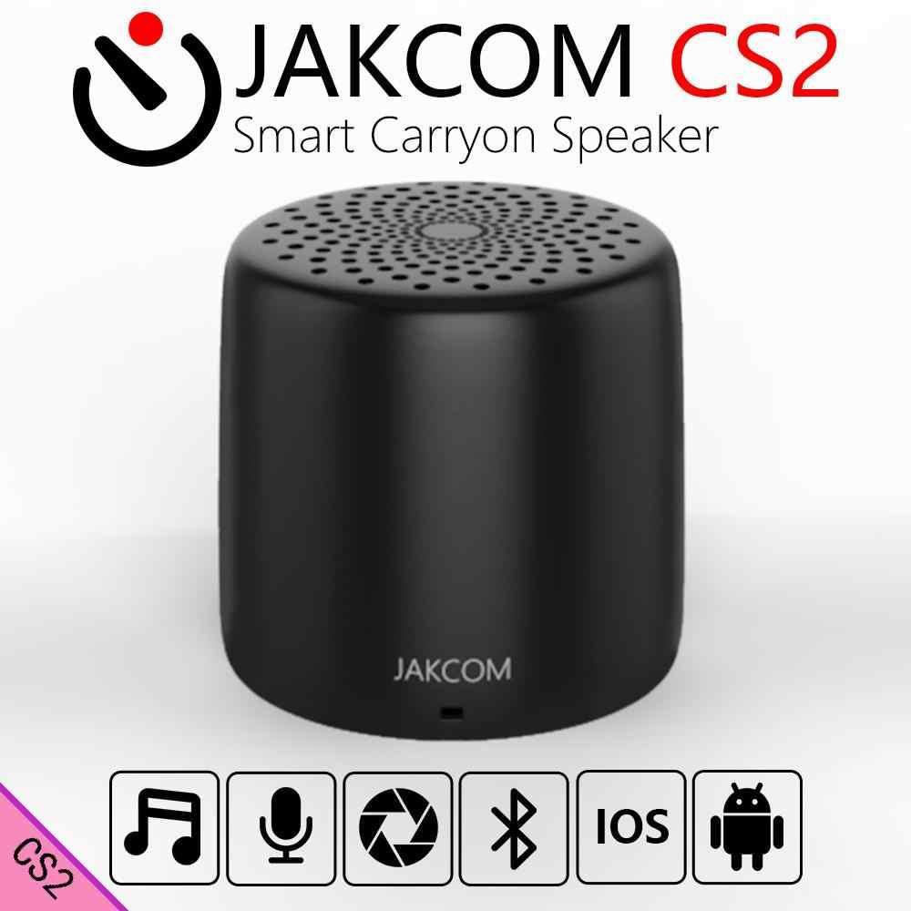 Jakcom cs2スマートcarryonスピーカー熱い販売でマイクとしてスピーカーマイクミニジャックlaunchpad制御