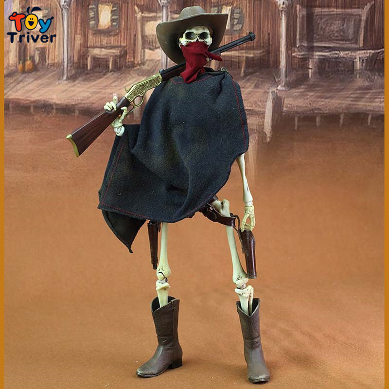 Toys For Brothers : Aliexpress buy action figure cowboy skull