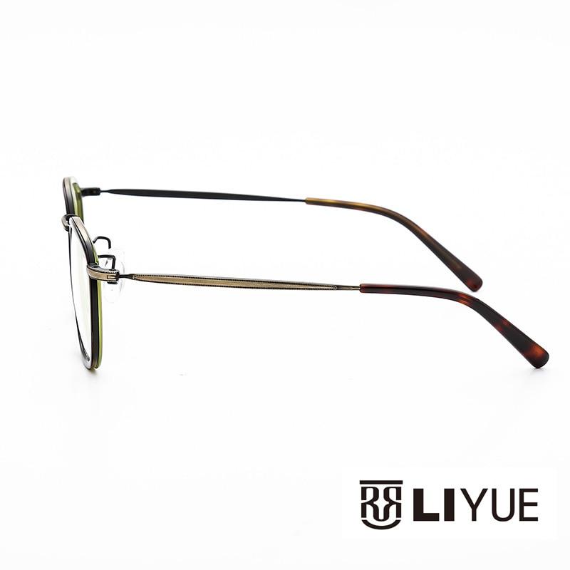Lesebrille männer nerd brille 2016 runde brillen klar mode ...