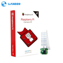 Wholesale prices Raspberry pi Camera V2 Module Board 8MP Webcam Video 1080p 720p Official camera For Raspberry Pi 3