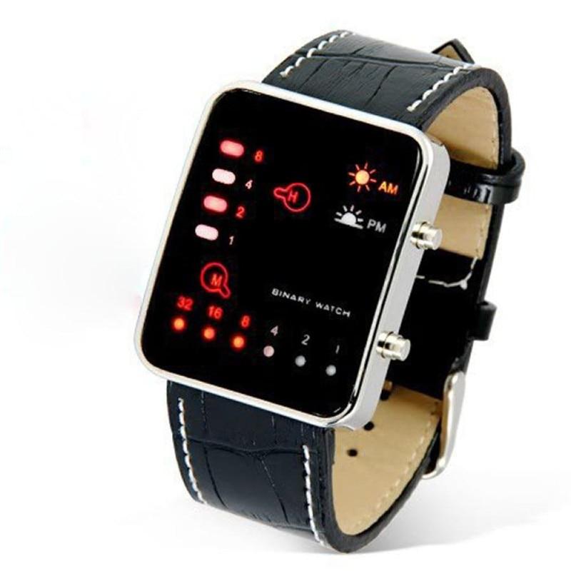 Amantes da moda Red LED Digital Esporte Relógios Homens Ao Ar Livre Simples Das Mulheres do Relógio relógio de Pulso Eletrônico Digital Pulseira Relógios # D