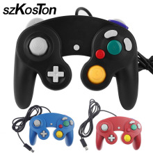 New Wired Gamepad Joystick Joypad Gamepad Game Controller for Wii Professional Gaming Gamer Controller