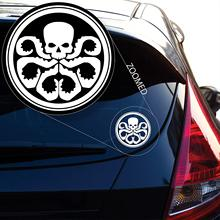 Graphics Hydra Inspired Marvel Agents of Shield Decal Sticker for Car Window, Laptop and More