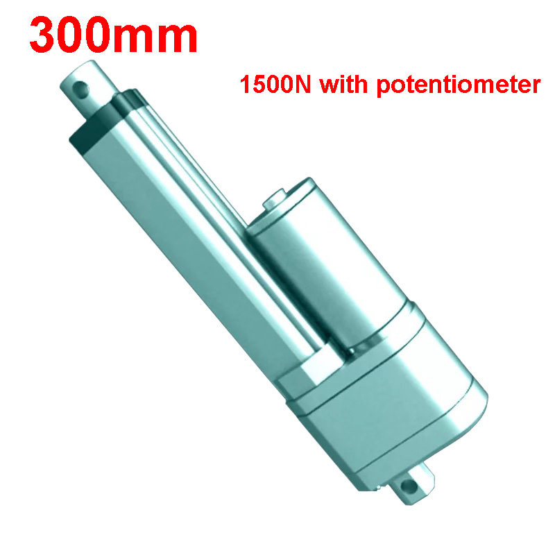300mm Stroke Linear Motor With Potentiometer 12v Linear Actuator 24 Volt Linear Actuator For Massager Chair300mm Stroke Linear Motor With Potentiometer 12v Linear Actuator 24 Volt Linear Actuator For Massager Chair