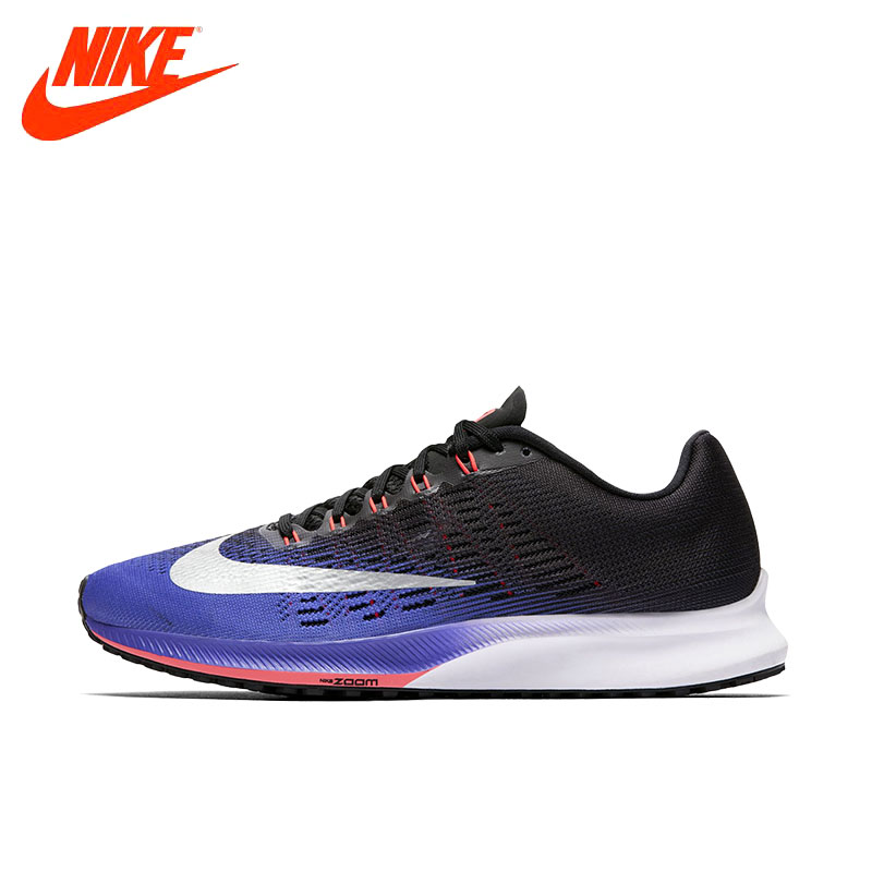 Original New Arrival Authentic NIKE AIR ZOOM ELITE 9 Women Basketball Shoes Sneakers Non-slip Breathable Ultra Boost
