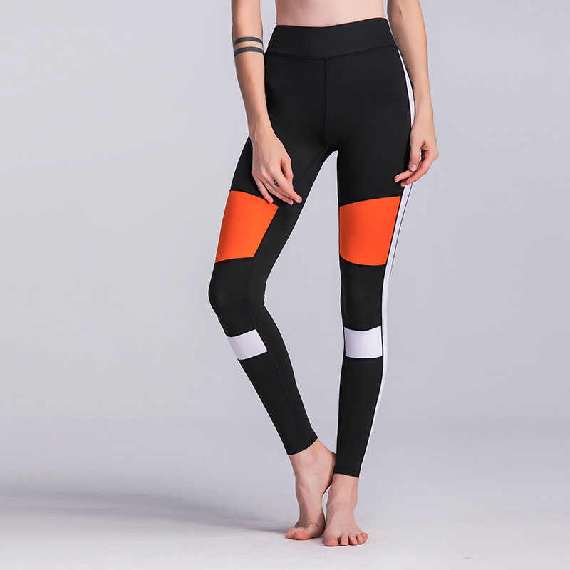 Fitness Yoga Top Women Sportswear Yoga Pants Sport Pants High Waist Running Tights Gym Leggings Yoga Leggings Compression Tights