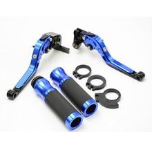Motorcycle Accessories CNC Aluminum Adjuster Brake Clutch Levers For Ducati 749 1098 Monster 696 796 Hypermotard 821 Scrambler