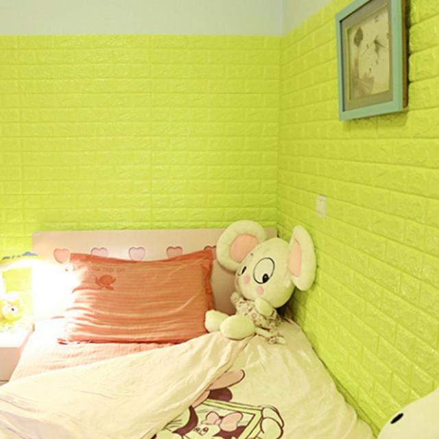 Hot Sale 70*31cm PE Foam 3D Stone Brick Wallpaper Background Wall ...