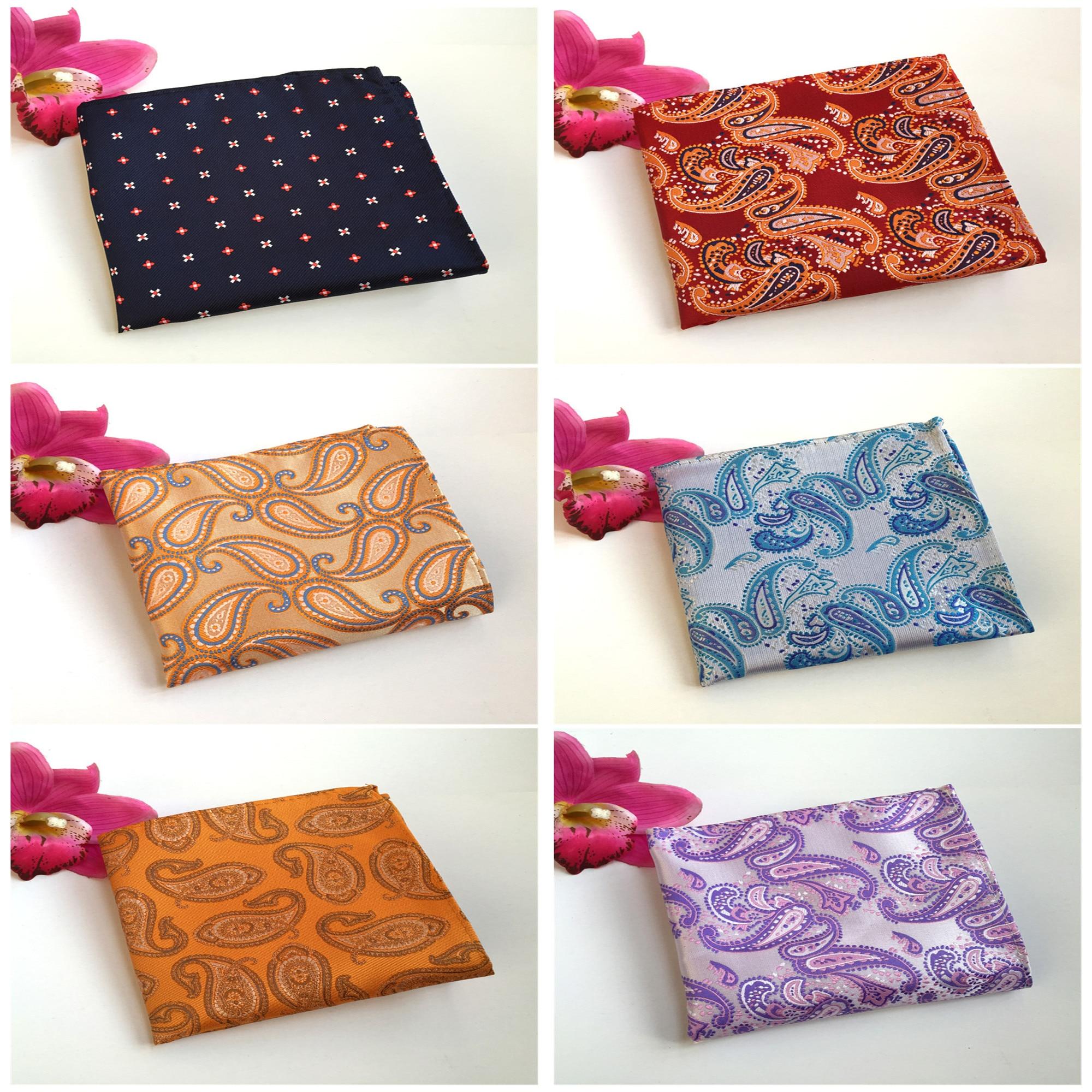 High Quality Simple Personality Fashion Decorative Pocket Towel 2020 High Quality Men's Business Handkerchief Pocket Towel