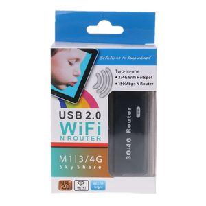 ANENG Mini Portable 3G/4G WiFi