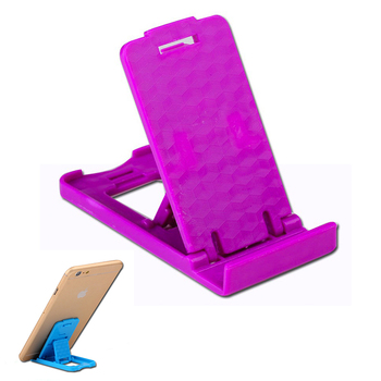 Mini Portable Phone Stand Universal Adjustable Foldable Cell Phone Tablet Desk Stand for Phone iPad Samsung
