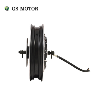 QS Motor 16*3 0inch 8000W 273 50H V3 120kph bldc Electric scooter