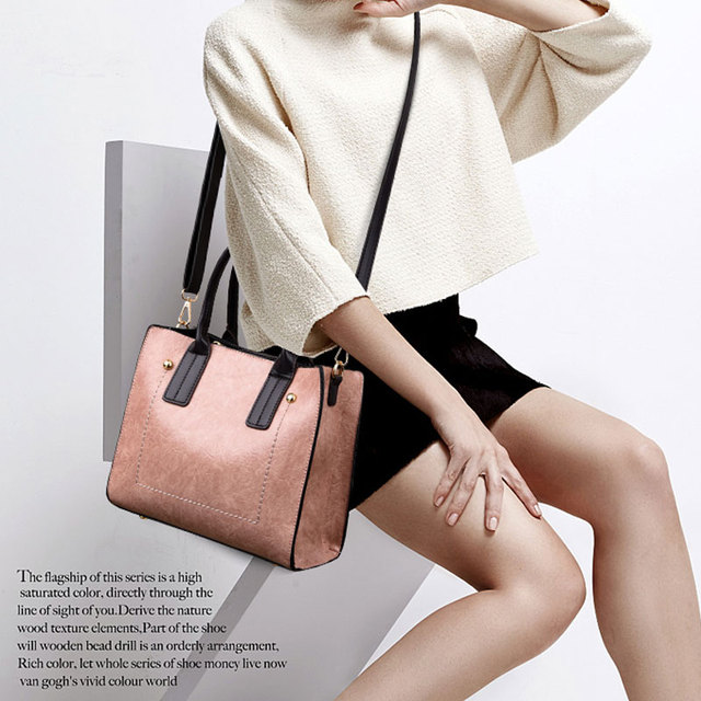 VOLESS Messenger Bag Women 2018 New Shoulder Bag Female Ladies Pu Leather Handbags Women Handbag Crossbody Bags For Women  1