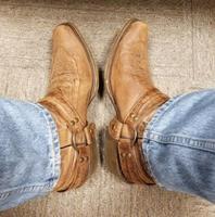 Wyatt байкерские цепи Элитный бренд из натуральной кожи Мужские ботинки Туфли без каблуков наборный каблук замши Анке загрузки сбоку обувь на