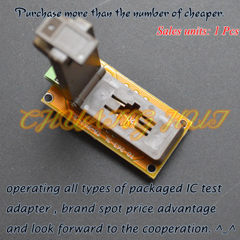 TEST TO-252-3L test socket TO252-3L socket Aging test seat(PCB) недорого