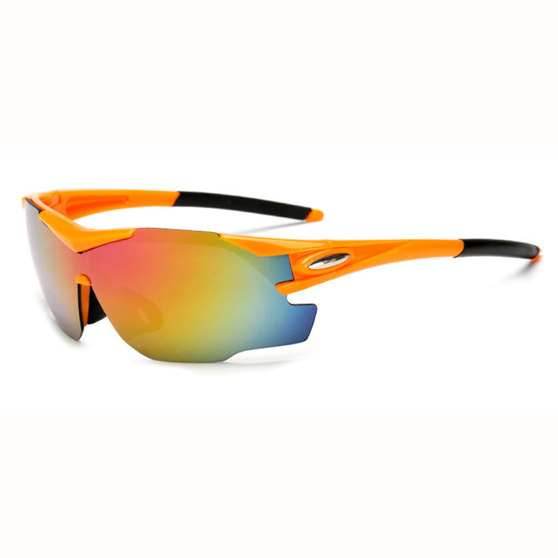 aa3a1e5b3177 Cycling Eyewear Unisex Outdoor Sunglass UV400 Riding Sports Sunglasses  Glasses Bike Windproof Sandproof Polarized Goggles-in Cycling Eyewear from  Sports ...